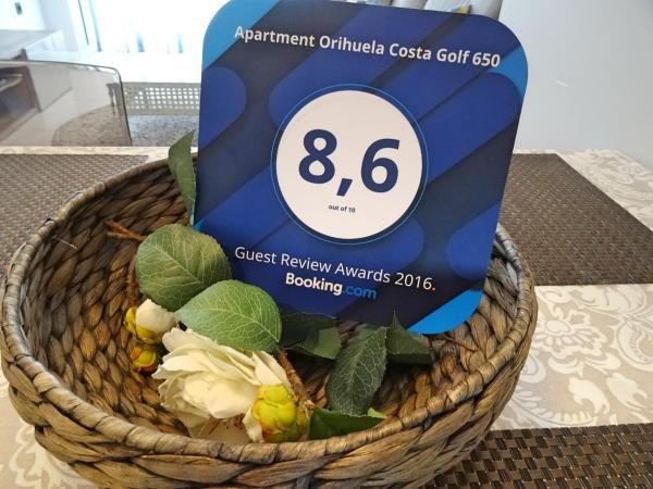 Hotel Pictures: Apartment Orihuela Costa Golf 650, Los Dolses
