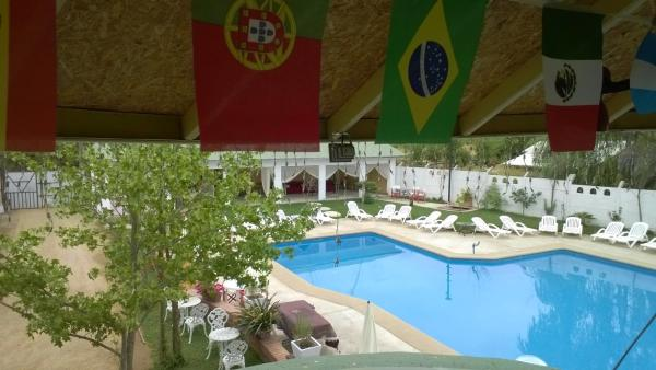 Фотографии отеля: Llaverias de Cal y Canto Resort, Pelarco