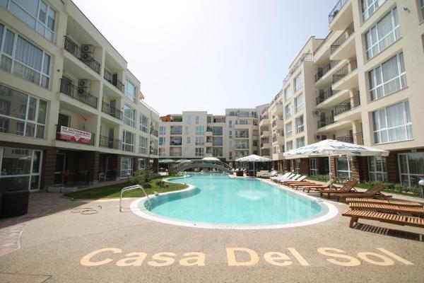 Hotellbilder: Apartments Arendoo in Complex Casa del Sol, Sunny Beach