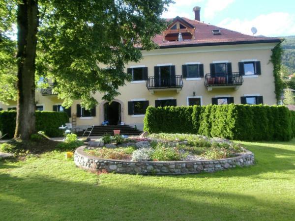 Photos de l'hôtel: Apartment Das Herrenhaus 1, Dellach im Drautal