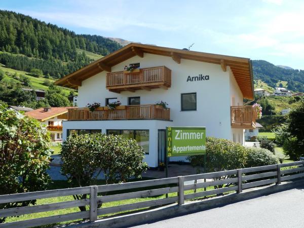 Hotellikuvia: Haus Arnika, Nauders