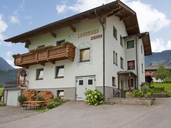 酒店图片: Apartment Schorpenhof 2, 菲根