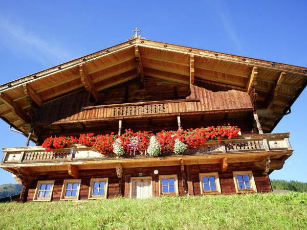 Φωτογραφίες: Moserhütte, Thierbach
