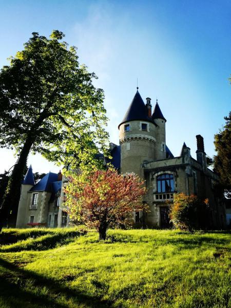Hotel Pictures: Chateau St.Gaultier, Saint-Gaultier