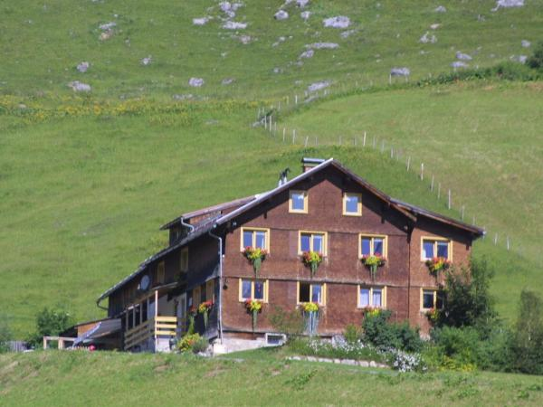 Fotos do Hotel: Moosbrugger, Warth am Arlberg