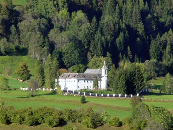 Hotelfoto's: Bergklösterle Noviziat, Gnesau Sonnleiten