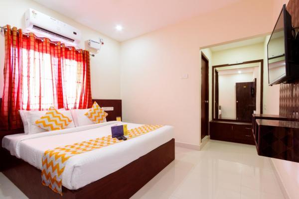 Φωτογραφίες: FabHotel KNN Residency Saidapet, Τσεννάι