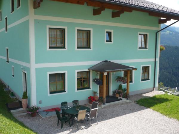 Hotellikuvia: Apartment Obersteffengut, Wagrain