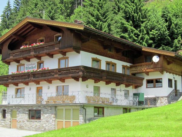 Fotos del hotel: Apartment Almhof 2, Rohrberg