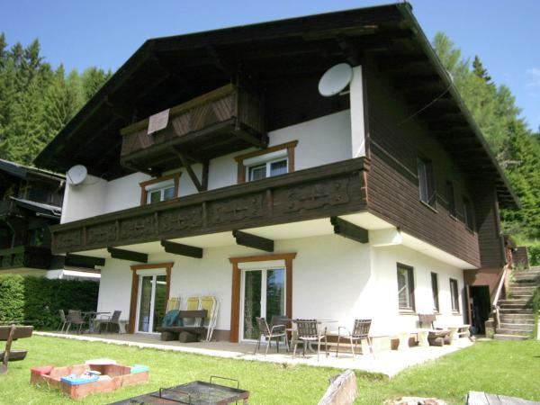 Фотографии отеля: Holiday home Almhaus Florian, Treffen