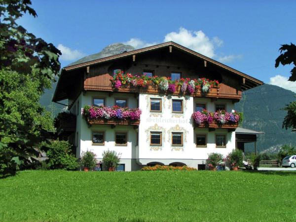 Фотографии отеля: Apartment Schleicherhof 3, Штрас-им-Циллерталь