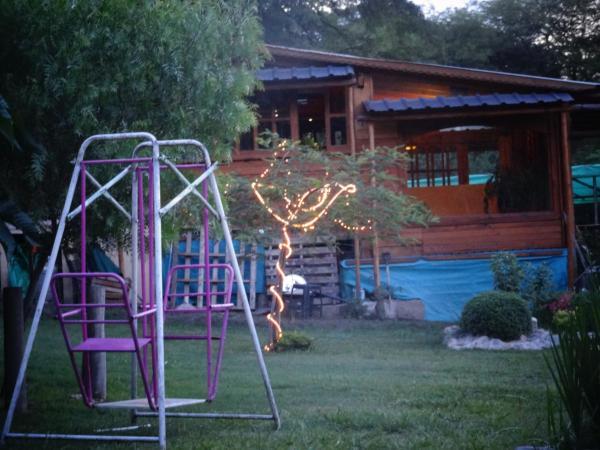 酒店图片: Camping Arenitas Blancas, La Bolsa