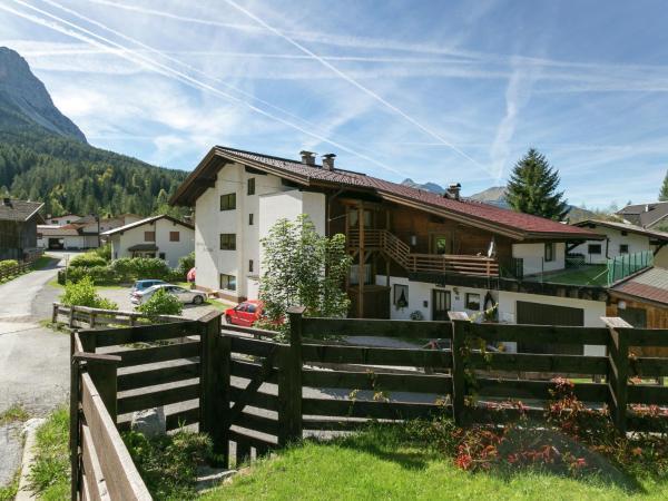 Zdjęcia hotelu: Apartment Kirschbaum 2, Ehrwald