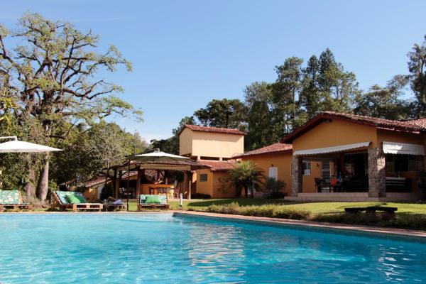 Hotel Pictures: Fazenda Nova América, Brotas