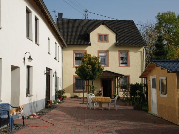Hotelbilleder: Apartment Schwalbennest 2, Strotzbüsch