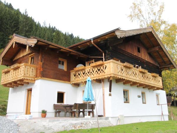 Фотографии отеля: Bauernhütte Niedermaisgut, Санкт-Мартин-ам-Тенненгебирге