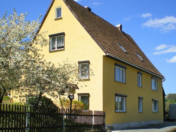 Hotelbilleder: Apartment Monika 5, Leubsdorf