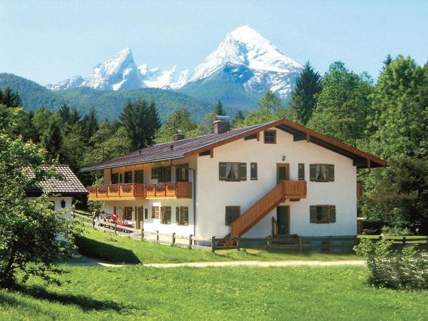 Hotel Pictures: Apartment Erlengrund 3, Bischofswiesen
