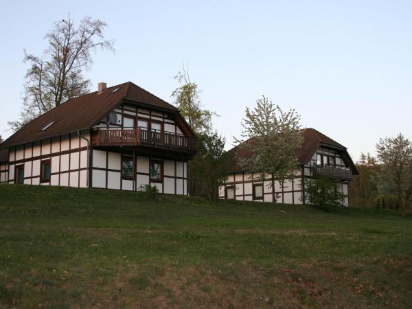 Hotel Pictures: Kellerwaldblick, Frankenau