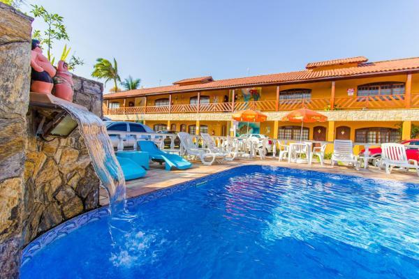 Hotel Pictures: Hotel Pousada Paradise, Caraguatatuba