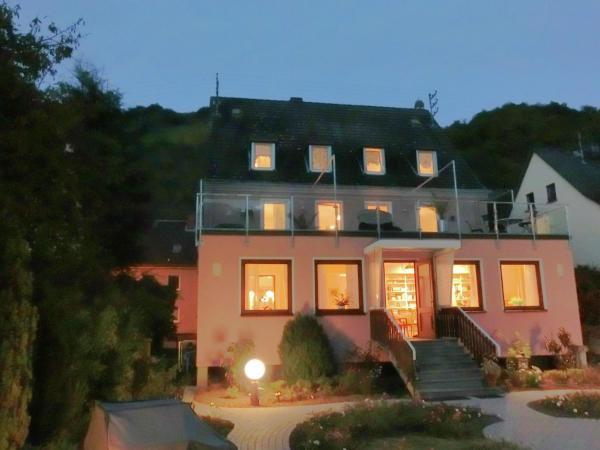 Hotelbilleder: Rheinpanorama Haus Loreley, Sankt Goar
