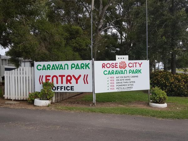 Hotellbilder: Rose City Caravan Park, Warwick