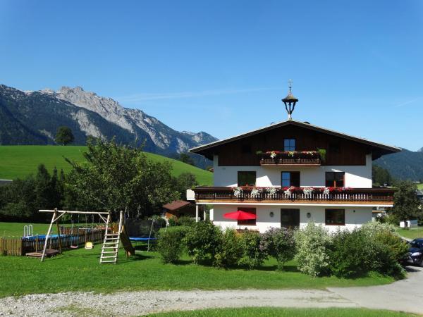 Hotelbilleder: Krötzhof, Abtenau