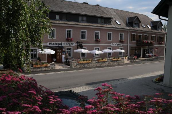 酒店图片: Gasthof Lueger, Sankt Jakob im Walde
