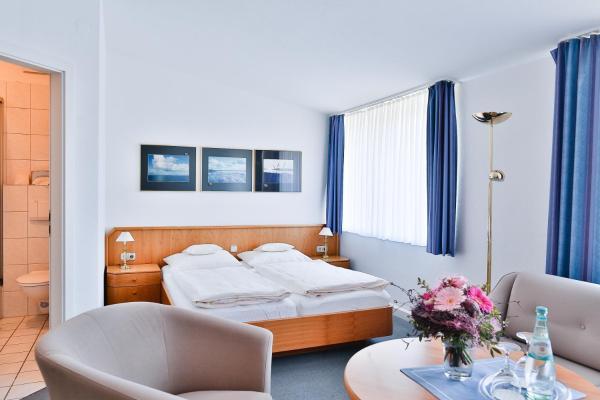 Hotelbilleder: Galerie Hotel Garni / Feuerschiff, Langeoog