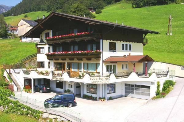 Foto Hotel: Appartementhaus Sennhüttn, Finkenberg