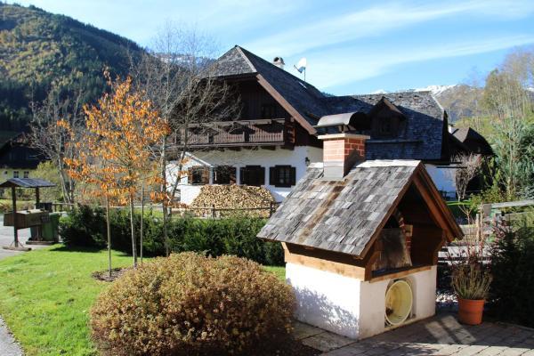 Zdjęcia hotelu: Ferienhaus Anna, Donnersbachwald