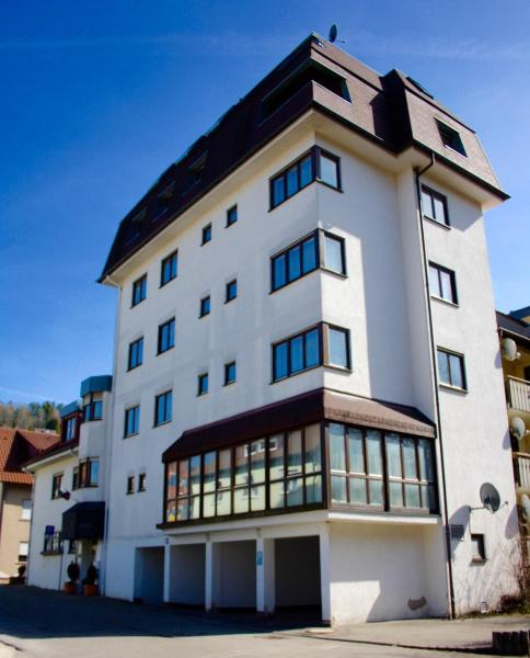 Hotel Pictures: Hotel Blume Post, Albstadt
