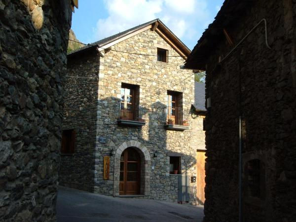 Hotel Pictures: Hostal Rural Aude, Durro