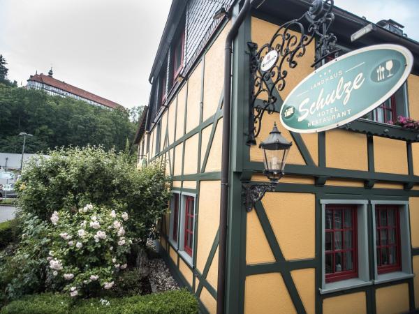 Hotelbilleder: Landhaus Schulze, Herzberg am Harz