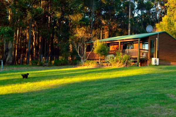 Zdjęcia hotelu: Diamond Forest Cottages Farm Stay, Manjimup