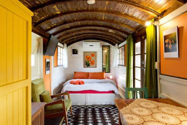 Photos de l'hôtel: Funky Railway Carriage Guest House, Fremantle