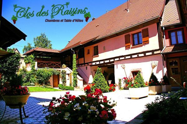 Hotel Pictures: Chambre d'Hôtes Le Clos des Raisins, Beblenheim