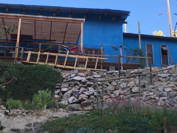 Фотографии отеля: BLUE HOUSE, Valle del Elqui, Horcon