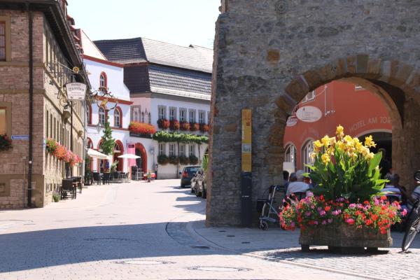 Hotel Pictures: Hotel am Torturm, Volkach
