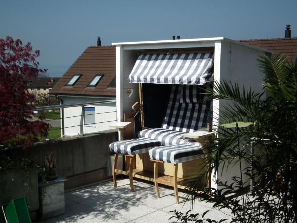 Hotel Pictures: B&B Bodenseeblick, Rorschacherberg