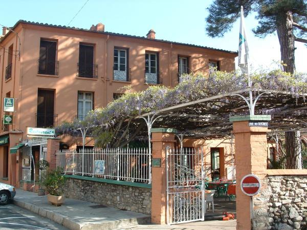 Hotel Pictures: Les Glycines, Arles-sur-Tech