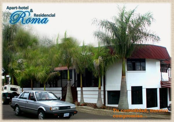 Hotel Pictures: Apart-Hotel Roma, Heredia