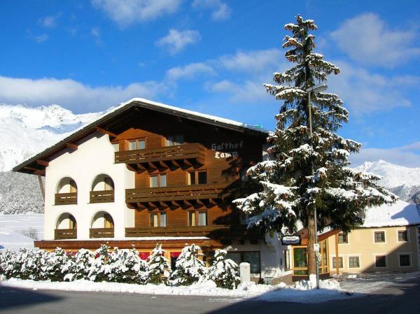 Fotos do Hotel: Gasthof Lamm, Nauders