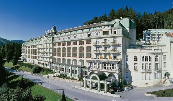 Hotelbilleder: Grand Hotel Panhans, Semmering