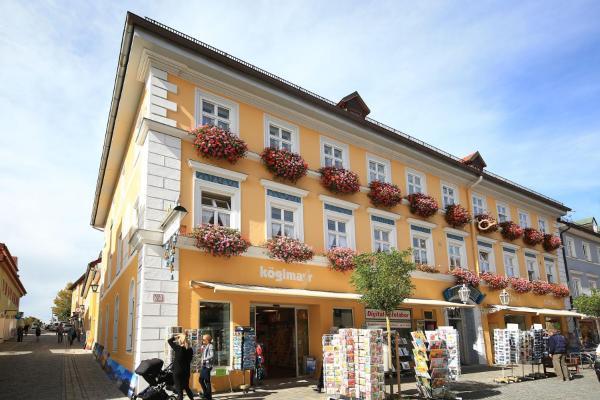 Hotel Pictures: Hotel Post Murnau, Murnau am Staffelsee