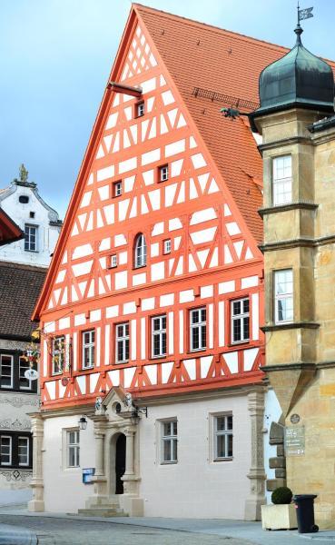 Hotel Pictures: Hotel Alte Vogtei, Wolframs-Eschenbach