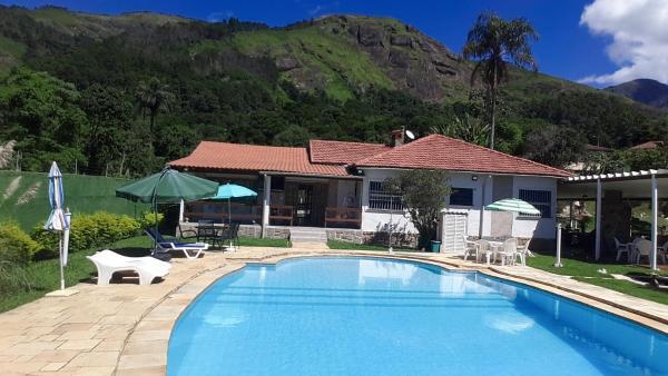 Hotel Pictures: Pousada Corta Vento Spa Fitness, Teresópolis