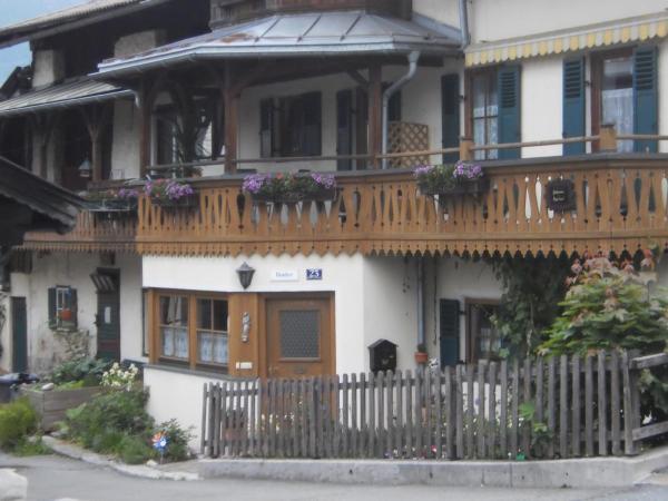 ホテル写真: Binderhof, サンクト ジョアン イン チロル
