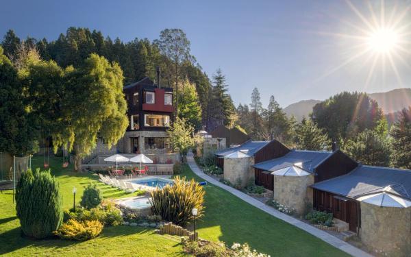 Zdjęcia hotelu: Rosas Blancas, San Martín de los Andes