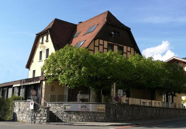 ホテル写真: Hotel Löwen, ブルーデンツ